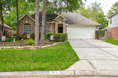 Photo of 26 Bowie Bend, Conroe, TX 77385 (MLS # 82489210)