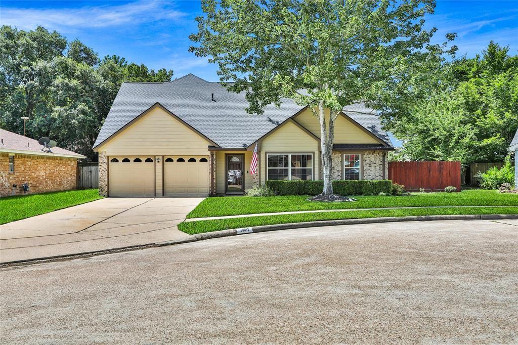 20015 Jasperwood Circle, Katy, TX 77449 - MLS#: 8515210