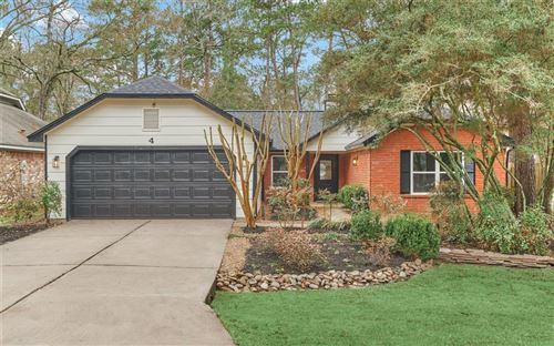 Photo of 4 Meadow Star Court, The Woodlands, TX 77381 (MLS # 10534211)