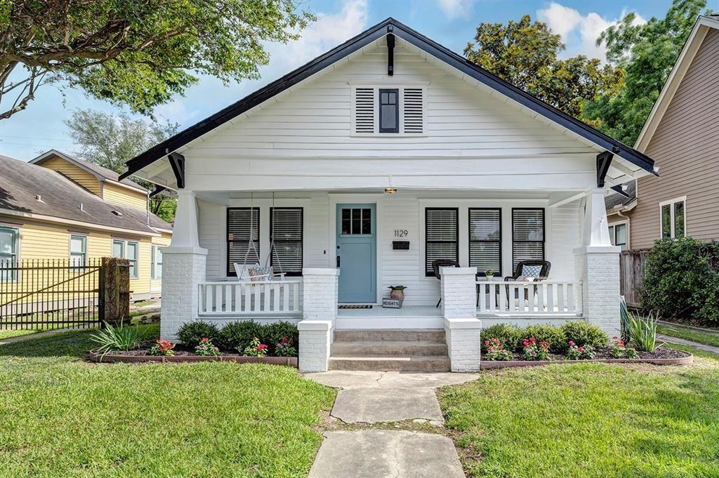 1129 Peddie Street, Houston, TX 77009 - #: 98160213