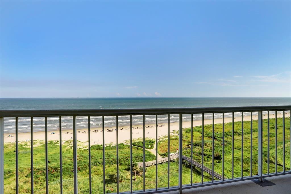 1401 E Beach Drive #1202, Galveston, TX 77550 - MLS#: 8403215