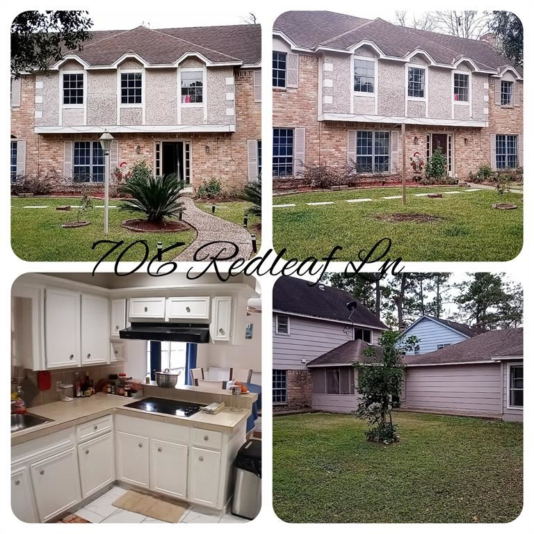 706 Redleaf Lane, Houston, TX 77090 - #: 94318215