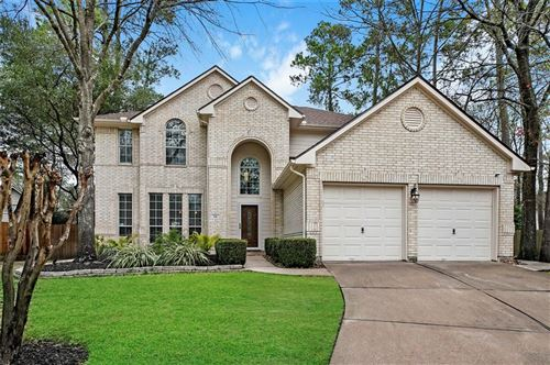 Photo of 34 Terrell Trail Court, The Woodlands, TX 77385 (MLS # 57392216)