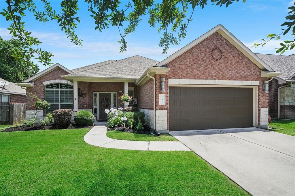 21663 Horseshoe Drive, Porter, TX 77365 - #: 40383218