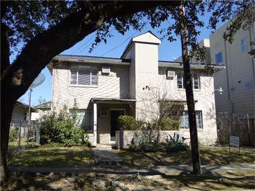 Photo of 1615 Wentworth Street #4, Houston, TX 77004 (MLS # 2388220)