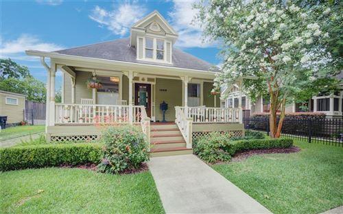 Photo of 1528 Allston Street, Houston, TX 77008 (MLS # 7190220)