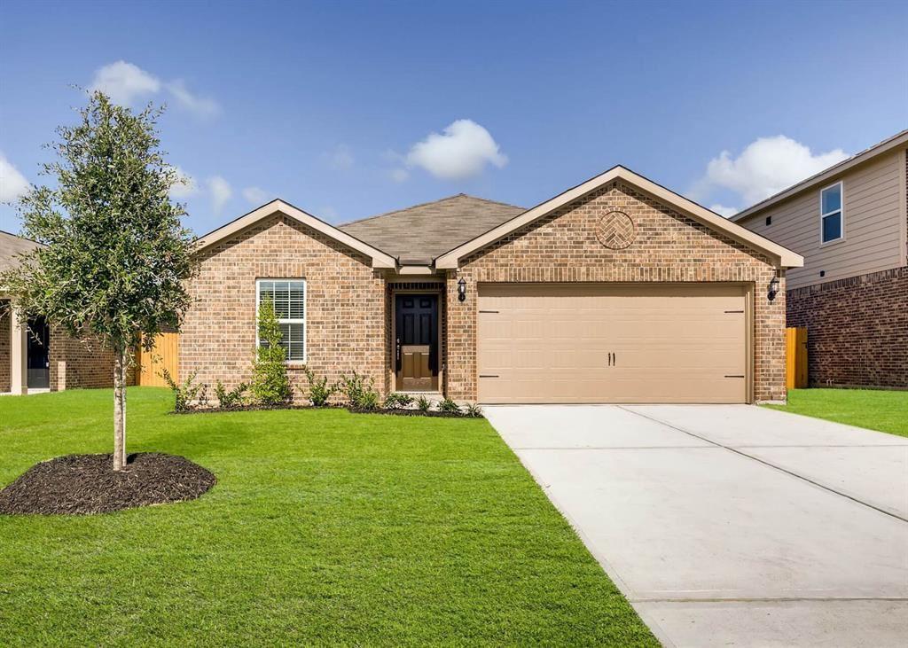 1219 Hollow Stone Drive, Iowa Colony, TX 77583 - MLS#: 65559221