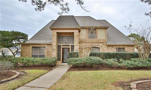 Photo of 15814 Echo Lodge Drive, Houston, TX 77095 (MLS # 27194222)