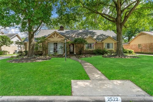 Photo of 2522 Moss Hill Drive, Houston, TX 77080 (MLS # 50337222)