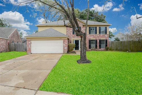 Photo of 13822 Glade Hollow Drive, Houston, TX 77014 (MLS # 52881223)