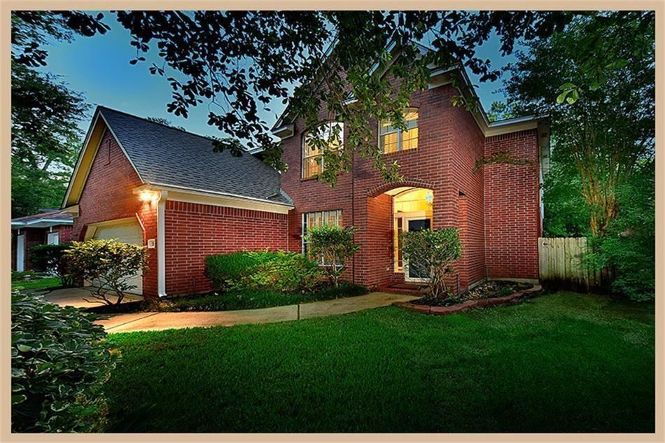 30 Wind Harp Place, The Woodlands, TX 77382 - #: 84298223