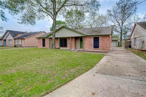 Photo of 17611 Huntersglen Circle, Humble, TX 77396 (MLS # 2051225)