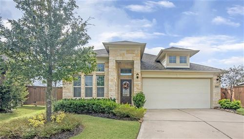 Photo of 19203 S Cottonwood Green Lane, Cypress, TX 77433 (MLS # 74343228)