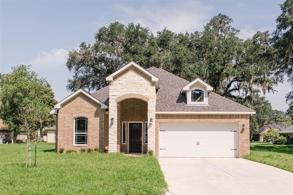 214 South Amherst Drive, West Columbia, TX 77486 - MLS#: 10368229