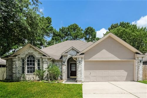 Photo of 7119 Lonesome Woods Trail, Humble, TX 77346 (MLS # 87167230)