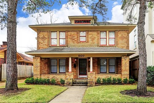 Photo of 507 W Pierce Street, Houston, TX 77019 (MLS # 25905236)