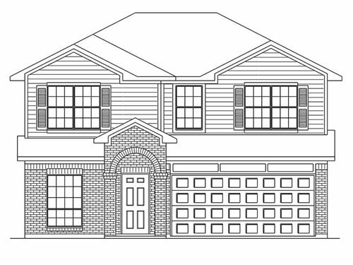 Tiny photo for 17748 Lion Heart Road, Conroe, TX 77306 (MLS # 78912240)