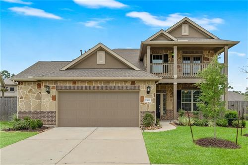 Photo of 23823 Hickory Lakes Lane, New Caney, TX 77357 (MLS # 98013242)