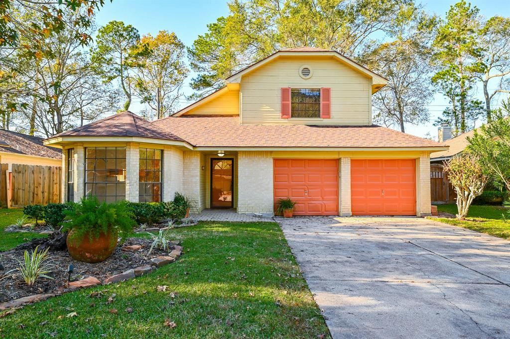 Photo for 2819 Creek Manor Drive, Houston, TX 77339 (MLS # 81899242)