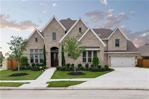 Photo of 11006 Cottonwood Shores Court, Cypress, TX 77433 (MLS # 55485243)
