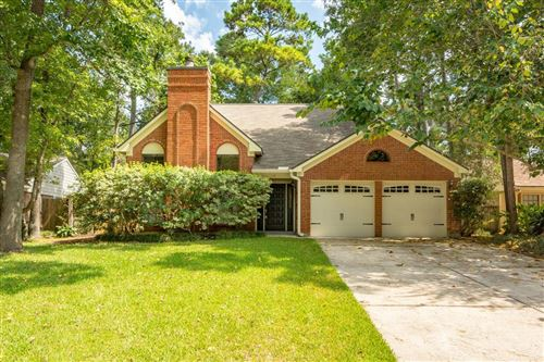 Photo of 14 Cricket Hollow Place, The Woodlands, TX 77381 (MLS # 24643245)