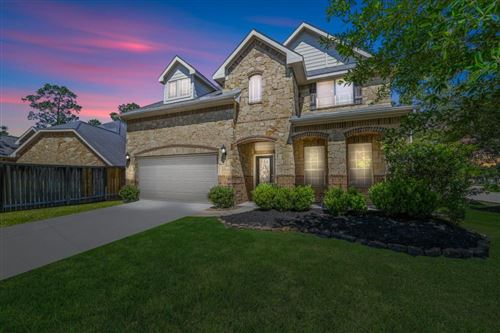Photo of 16915 Caldwell Pointe Court, Humble, TX 77346 (MLS # 16389247)