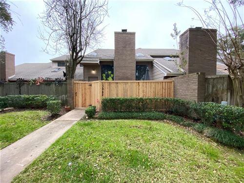 Photo of 13982 Hollowgreen Drive #23, Houston, TX 77082 (MLS # 70978249)