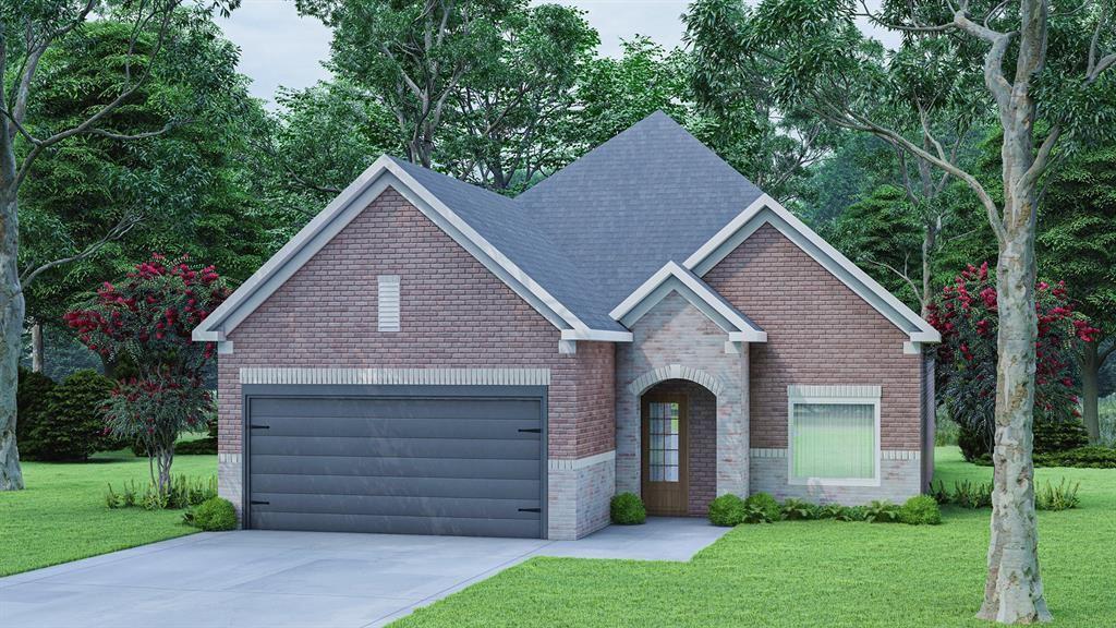 186 N VILLAGE COVE Loop, Livingston, TX 77351 - MLS#: 74053250