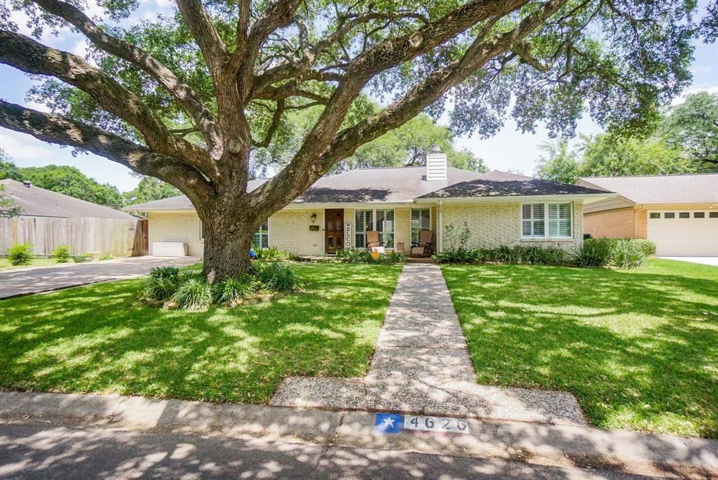 4626 Briarbend Drive, Houston, TX 77035 - #: 95960250
