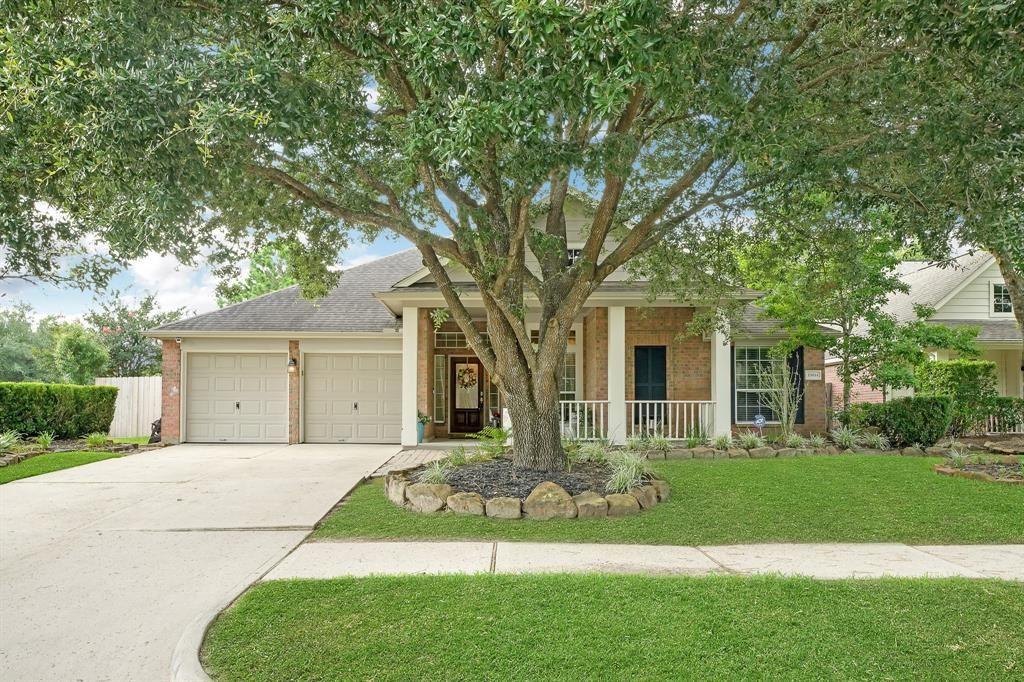 15014 Misty Stone Court, Houston, TX 77044 - MLS#: 96166250