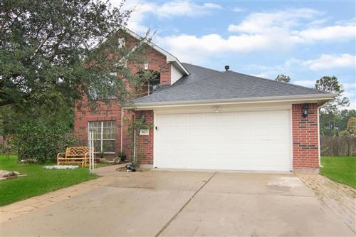 Tiny photo for 6902 Fountain Lilly Drive, Humble, TX 77346 (MLS # 54042251)