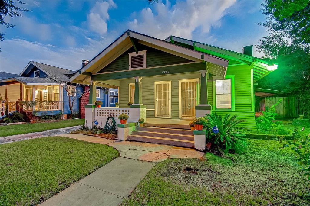 4722 Walker Street, Houston, TX 77023 - #: 10608251