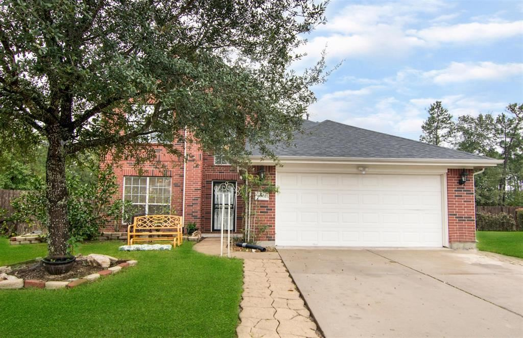 Photo for 6902 Fountain Lilly Drive, Humble, TX 77346 (MLS # 54042251)