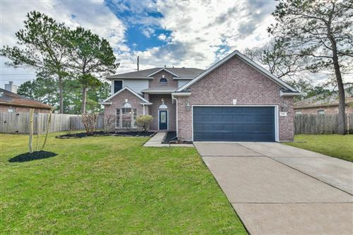 Photo of 7906 Trophy Place Drive, Humble, TX 77346 (MLS # 34845254)