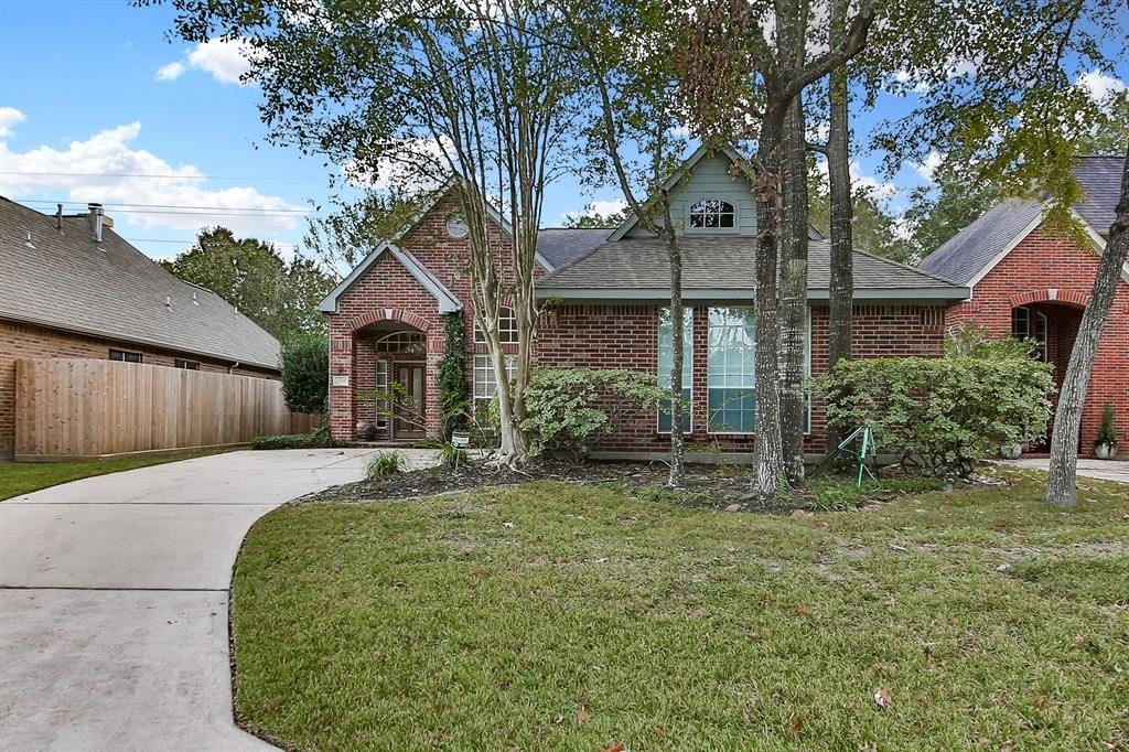 Photo for 1718 Mills Creek Court, Humble, TX 77339 (MLS # 7796260)