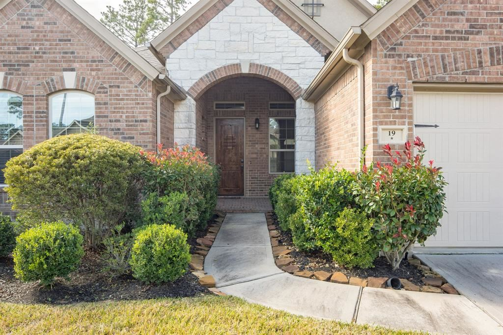 19 Garden Path Place, The Woodlands, TX 77375 - #: 37444262