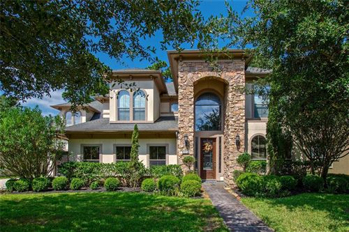 Photo of 1215 Eversham Way, Houston, TX 77339 (MLS # 26371263)