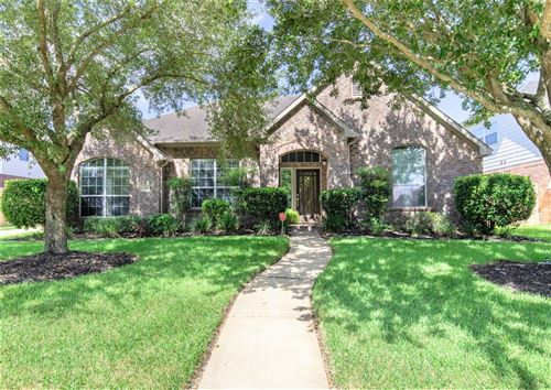 Photo of 1608 Spring Glen Lane, Pearland, TX 77581 (MLS # 52535269)