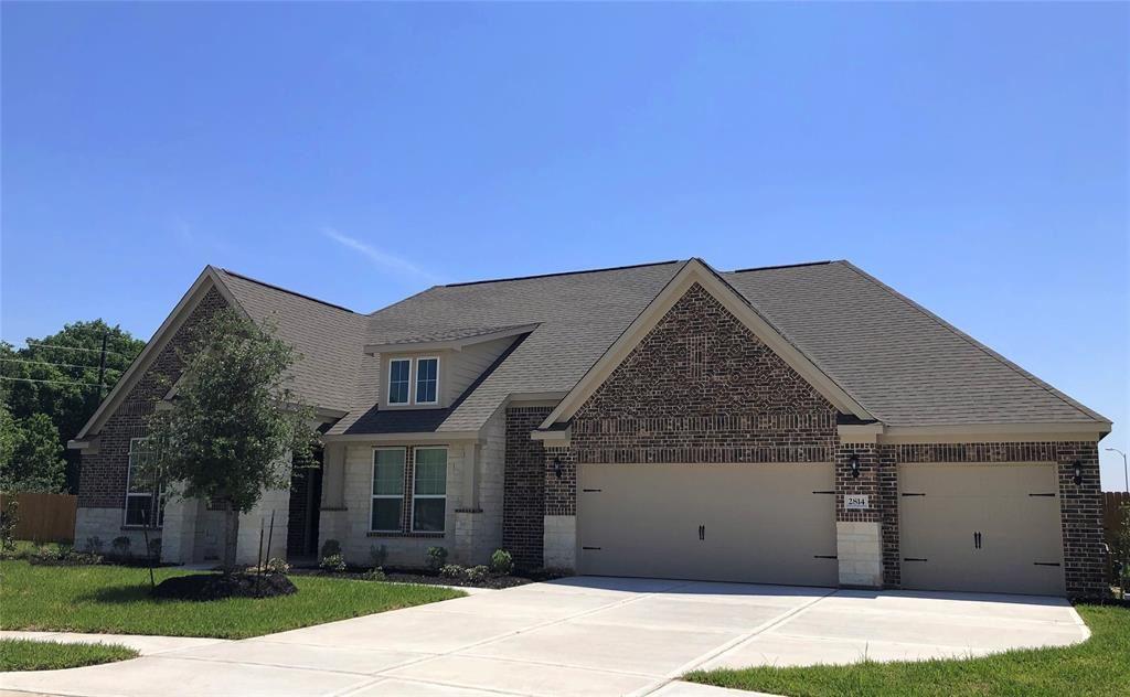 2814 Quartz Ridge Drive, Rosharon, TX 77583 - MLS#: 66256271