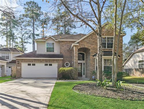 Photo of 42 Wildflower Trace Place, The Woodlands, TX 77382 (MLS # 9277272)