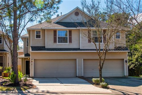Photo of 87 Blue Creek Place, The Woodlands, TX 77382 (MLS # 20388277)