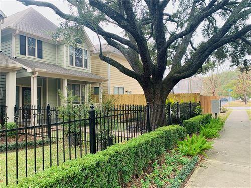 Photo of 350 W 21st Street, Houston, TX 77008 (MLS # 28166277)