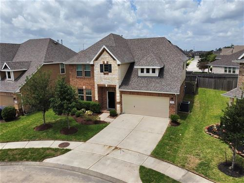 Photo of 15131 Glazed Branch Drive, Humble, TX 77346 (MLS # 73880277)