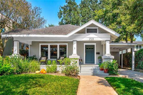 Photo of 1420 Kipling Street, Houston, TX 77006 (MLS # 41650278)