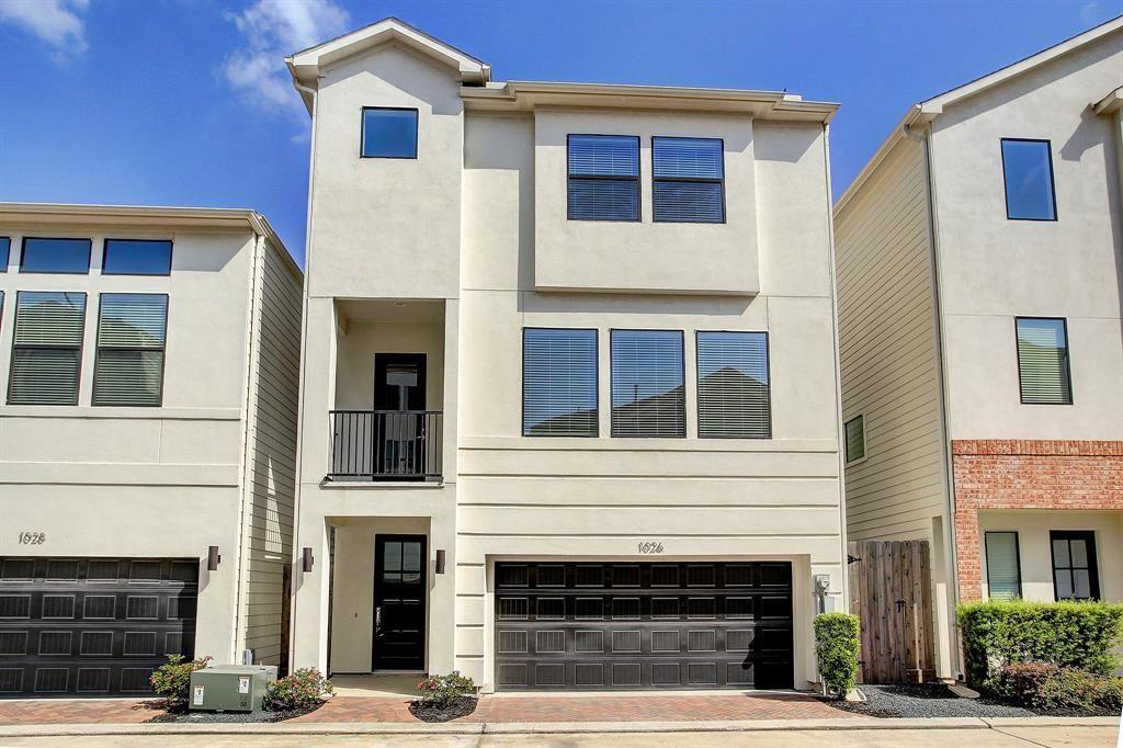 1026 Green Kensington Drive, Houston, TX 77008 - #: 72322278