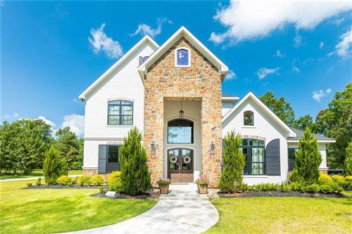 Photo of 2303 Blue Lake Drive, Magnolia, TX 77354 (MLS # 30821279)
