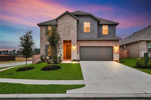 Photo of 1237 Sandstone Hills Drive, Montgomery, TX 77316 (MLS # 40859279)