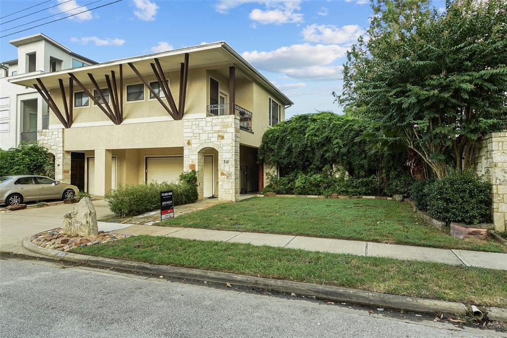 312 Birdsall Street, Houston, TX 77007 - #: 26878280