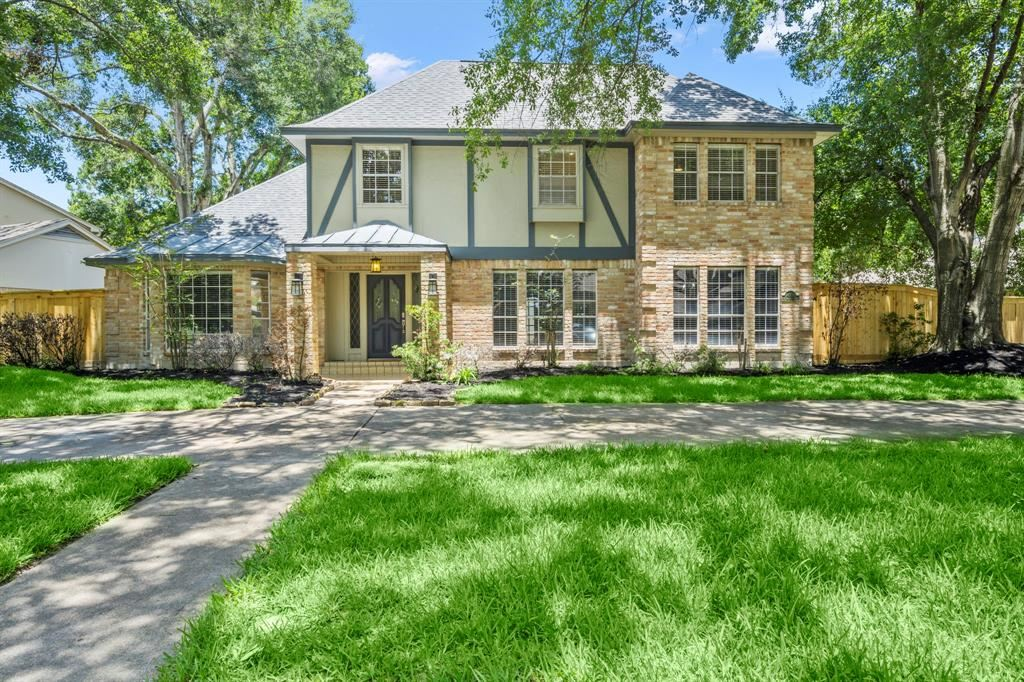 14938 El Miranda Drive, Houston, TX 77095 - #: 79102281