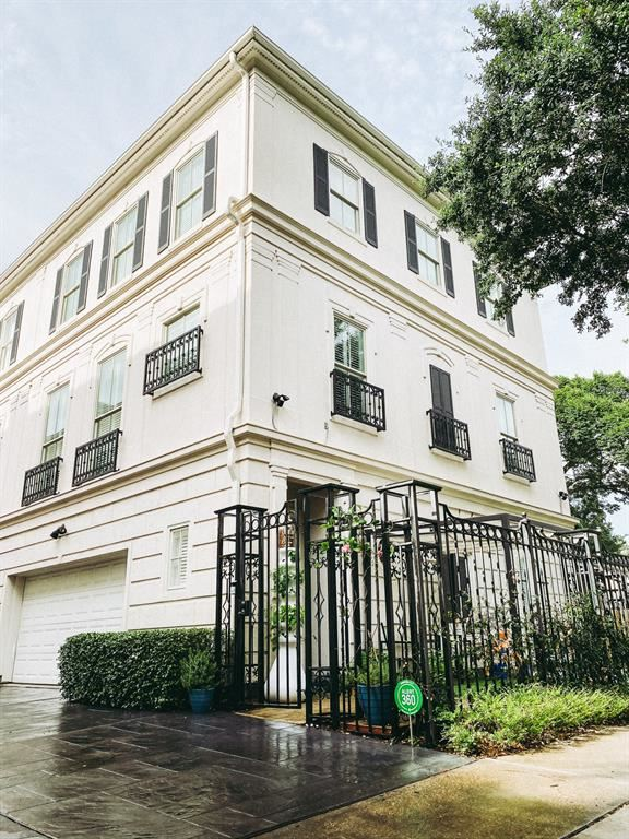 Photo for 2414 Quenby Street #A, Houston, TX 77005 (MLS # 2115283)